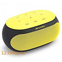 Портативная акустика Awei Y200 Yellow, фото 1