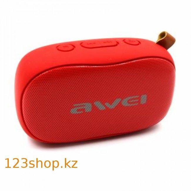 Портативная акустика Awei Y900 Red - фото 4