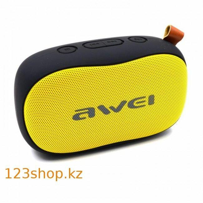 Портативная акустика Awei Y900 Yellow/Black