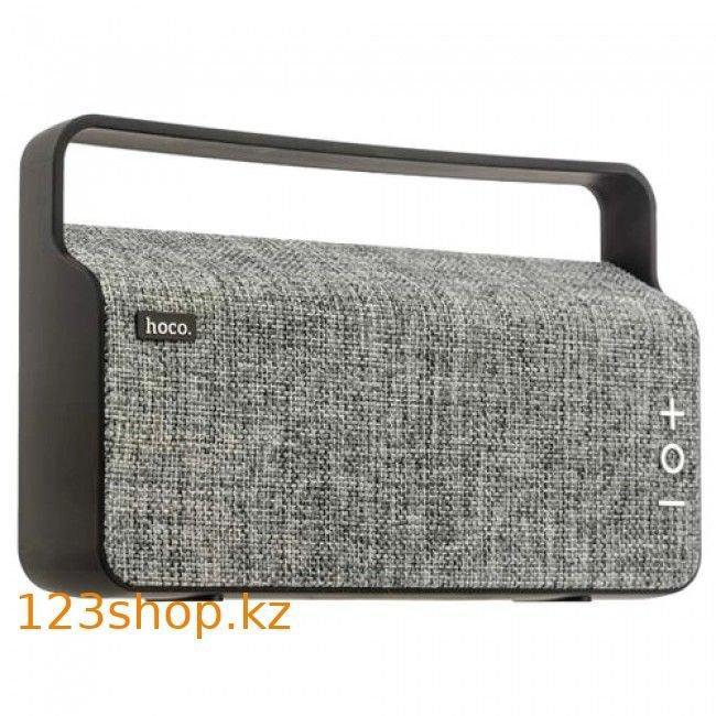 Портативная колонка Hoco BS10 Dibu Deskop Wireless Gray - фото 1