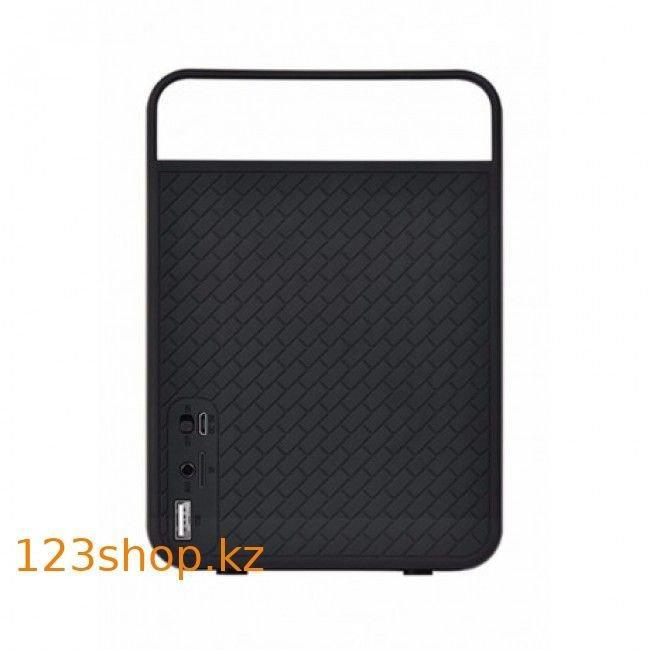 Портативная колонка Hoco BS6 NuoBu desktop Bluetooth speaker Gray - фото 2