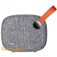 Портативная колонка Hoco BS8 Bluetooth Speaker Gray