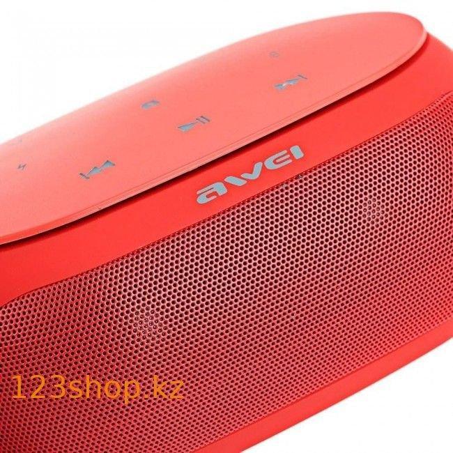 Портативная акустика Awei Y200 Red - фото 3