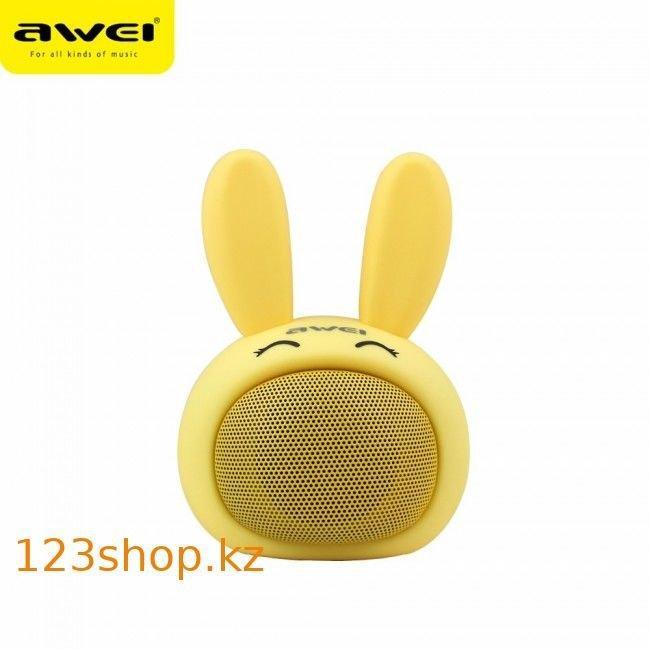 Портативная акустика Awei Y700 Yellow - фото 1