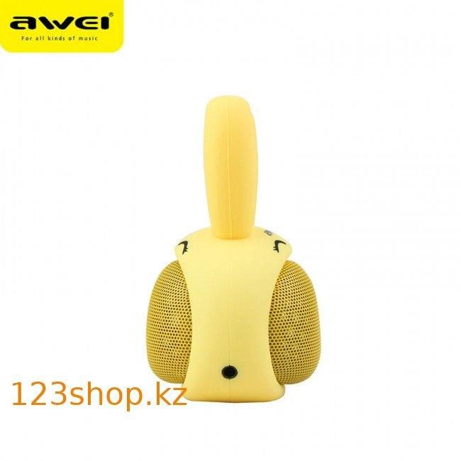 Портативная акустика Awei Y700 Yellow - фото 2