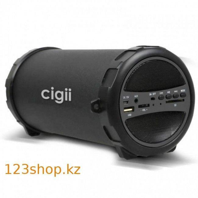 Портативная колонка Cigii S11B Bluetooth Speaker Black
