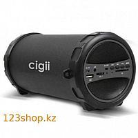 Портативная колонка Cigii S11B Bluetooth Speaker Black, фото 1