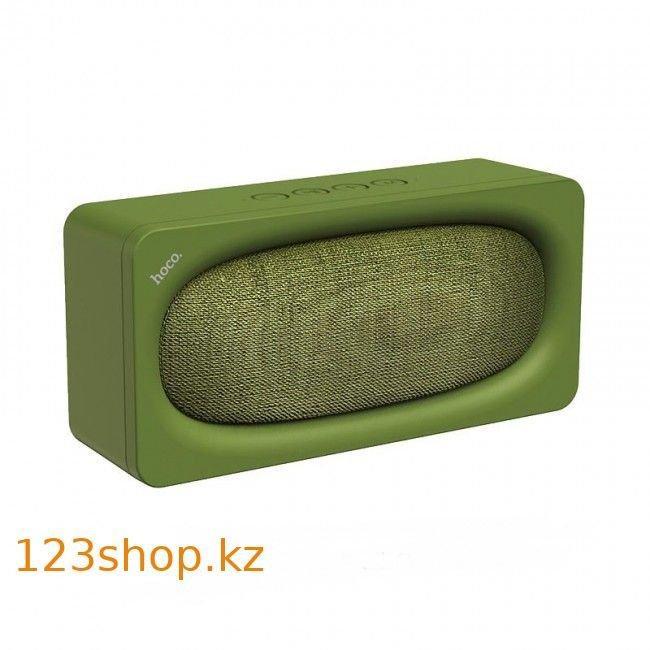 Портативная колонка Hoco BS27 Pulsar Army Green