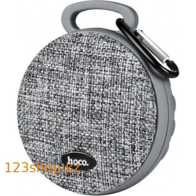Портативная колонка Hoco BS7 MoBu sports Bluetooth Speaker Gray