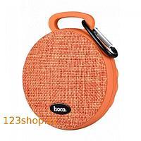 Портативная колонка Hoco BS7 MoBu sports Bluetooth Speaker Orange, фото 1