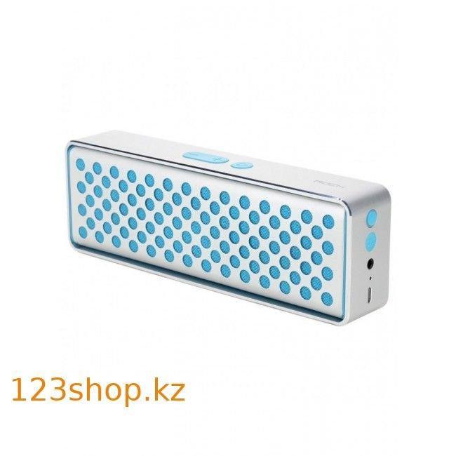 Портативная колонка ROCK Mubox Bluetooth Speaker blue