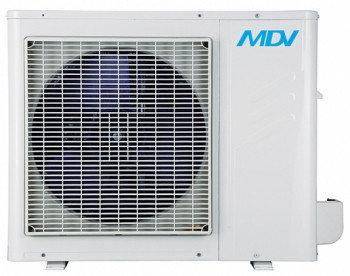 Инверторный компрессорно-конденсаторный блок MDV MDOAF-24HFN1, фото 2