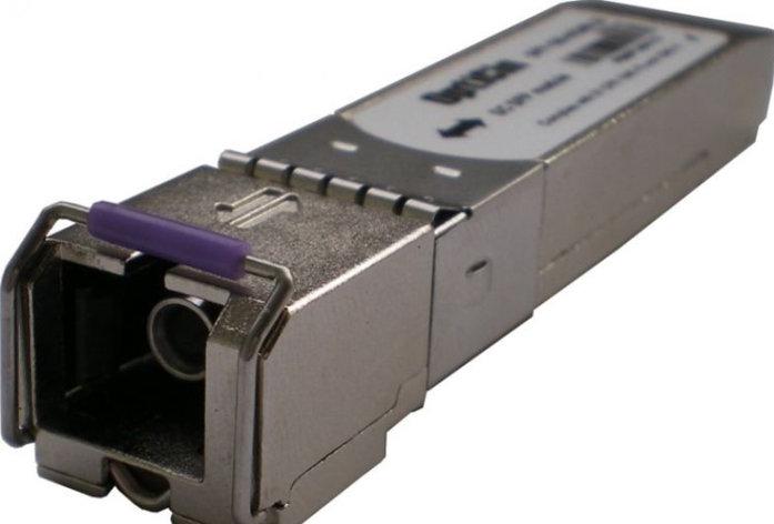 Модуль SFP WDM, дальность до 20км (14dB), 1550нм, фото 2
