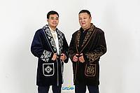 Казахские мужские чапаны