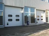 Промышленные секционные ворота ALUTECH (Алютех) ProPlus автоматические
