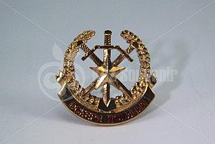 Изготовление металлических значков с символикой