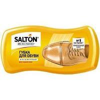 Salton Губка для обуви Волна, для гладкой кожи, бесцветная.