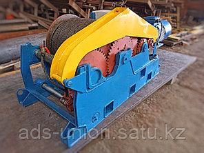 Изготовление нестандартных тяговых лебёдок ЛМ (JM), фото 2