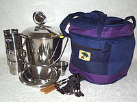 "Набор посуды, сумка на 6 персон ""Отдых-Big"", фото 1"