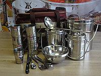 Набор посуды, сумка Турист 6 персон