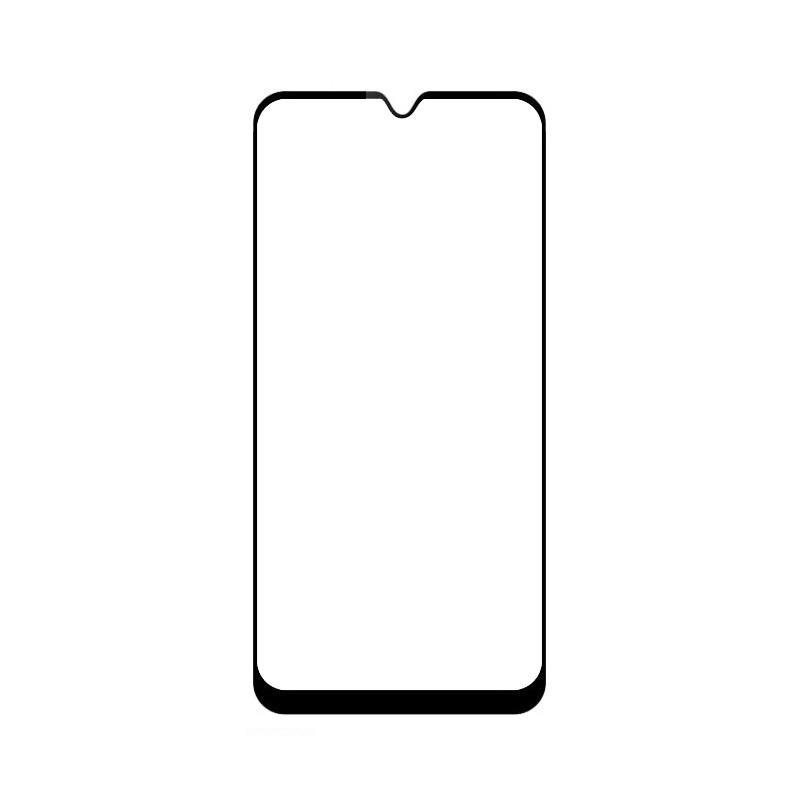 Защитное стекло Samsung A71 2020, Samsung A715 2020 Окантовка Black A-Case