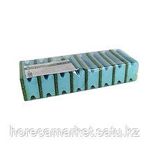 Губка для клининга Фреза 130х70х45 (8шт) синяя, фото 3
