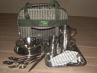 Набор посуды, портфель на 2 персоны Люкс