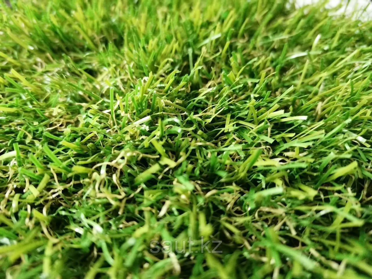 Искусственный газон 40 спортивный
