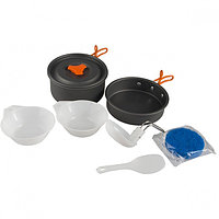 Набор посуды для кемпинга ТОНАР HELIOS CAMPSOR-420