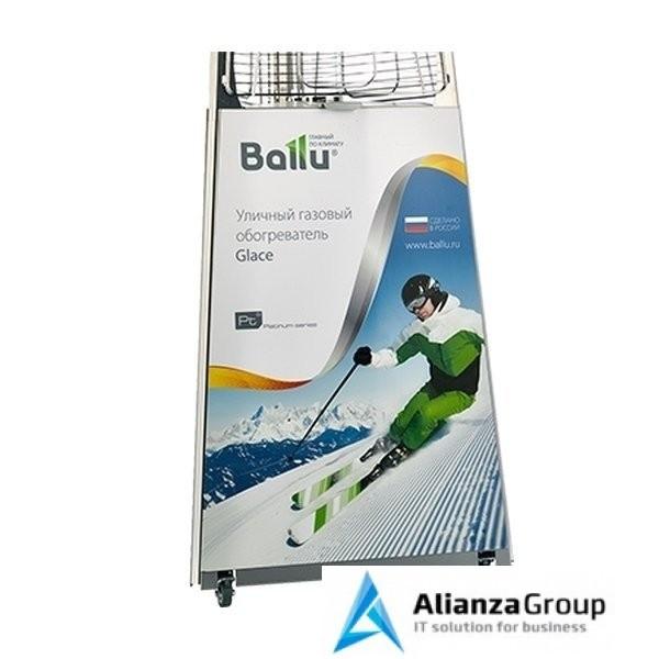 Рекламная поверхность для уличных обогревателей Ballu Рекламная поверхность