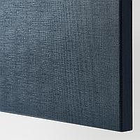 НОТВИКЕН Дверь/фронтальная панель ящика, синий, 60x38 см
