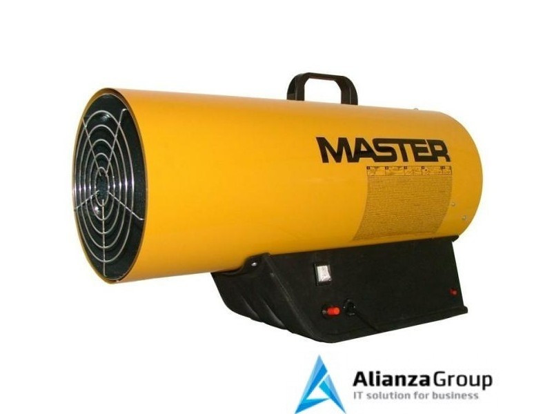 Газовая пушка 50 кВт Master BLP 53 ET