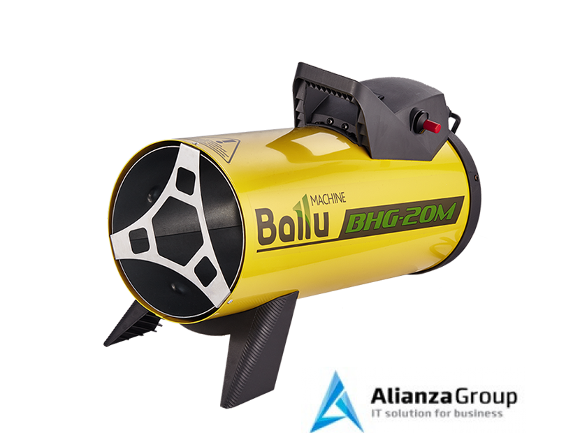 Газовая пушка 17 кВт Ballu BHG-20M