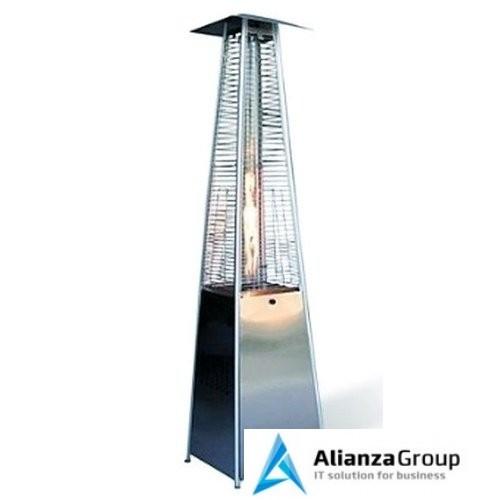 Газовый уличный обогреватель мощностью 8-10 кВт Мастер Лето МЛ-5 (Пепел)