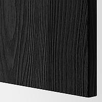 ТИММЕРВИКЕН Дверь, черный, 60x64 см