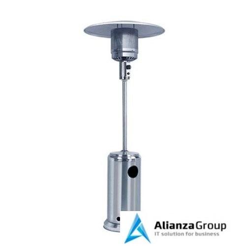 Газовый уличный обогреватель мощностью 13-14 кВт Мастер Лето МЛ-2 (Стальной)
