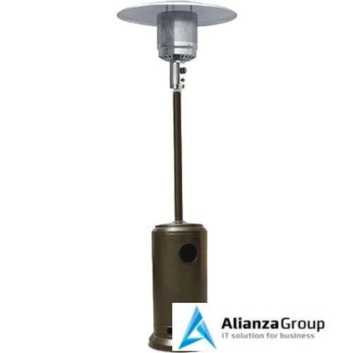 Газовый уличный обогреватель мощностью 13-14 кВт Мастер Лето МЛ-3 (Бронза)