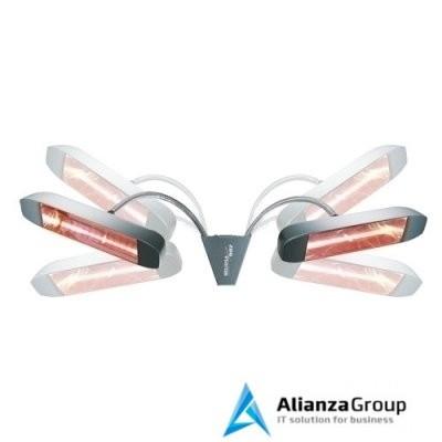 Инфракрасный обогреватель Heliosa 997 IPX5/3000W/BLK