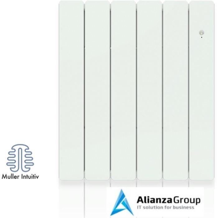 Конвектор электрический Noirot BELLAGIO Smart ECOcontrol blanc 2500-горизонтальный