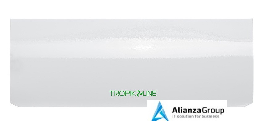 Электрическая тепловая завеса Tropik Line Е3 Black