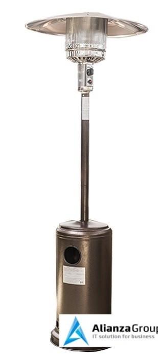 Газовый уличный обогреватель мощностью 11-12 кВт Грибок Зонтик