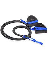 MadWave Тренажер для тренировки гребка с лопатками Dry Trainig синий 6,3-15,4
