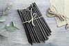 Свечи Монастырские черные цена от 85 тенге за 1 шт горят 2.30 мин  Длина свечи 295мм