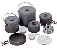 Набор посуды для кемпинга KOVEA HARD 10