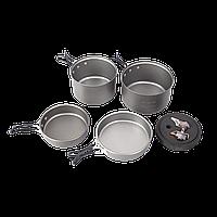Набор посуды для кемпинга KOVEA SOLO 3, фото 1