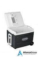 Термоэлектрический автомобильный холодильник Ezetil E 40 М 12/230V gray