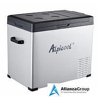 Компрессорный автохолодильник Alpicool C50 (50 л.) 12-24-220В черный