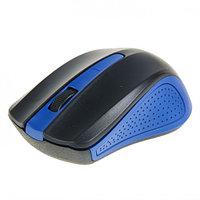 Мышь беспроводная RITMIX RMW-555 (Black-blue)