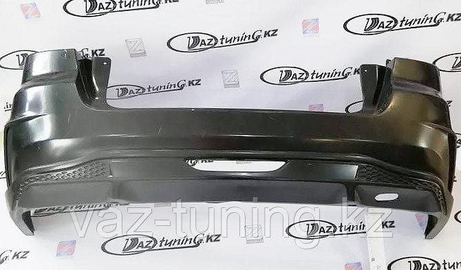 Бампер задний GTS Лада Гранта лифтбек (ВАЗ-2191)
