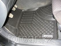 Коврики в салон Tоyota Avensis (02-08) (полимерные) L.Locker